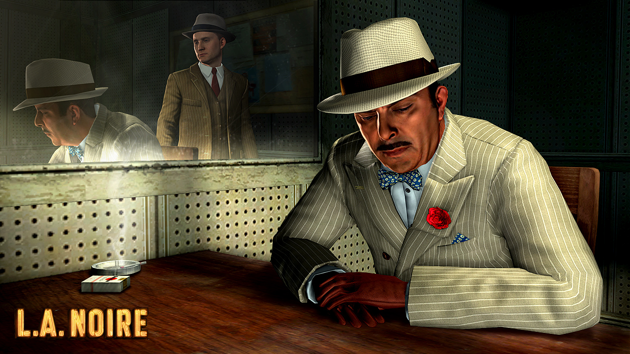L.A. Noire, L.A. Noire Review, Xbox 360, X360, Xbox, Playstation 3, PS3, Video Game, Review, Reviews, Rockstar Leeds, Team Bondi,