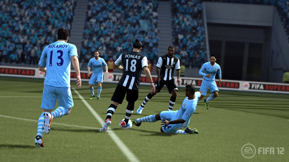 FIFA 12, FIFA 12, FIFA Football, Football, Soccer, Sports, Video Game, Game, Review, Reviews,