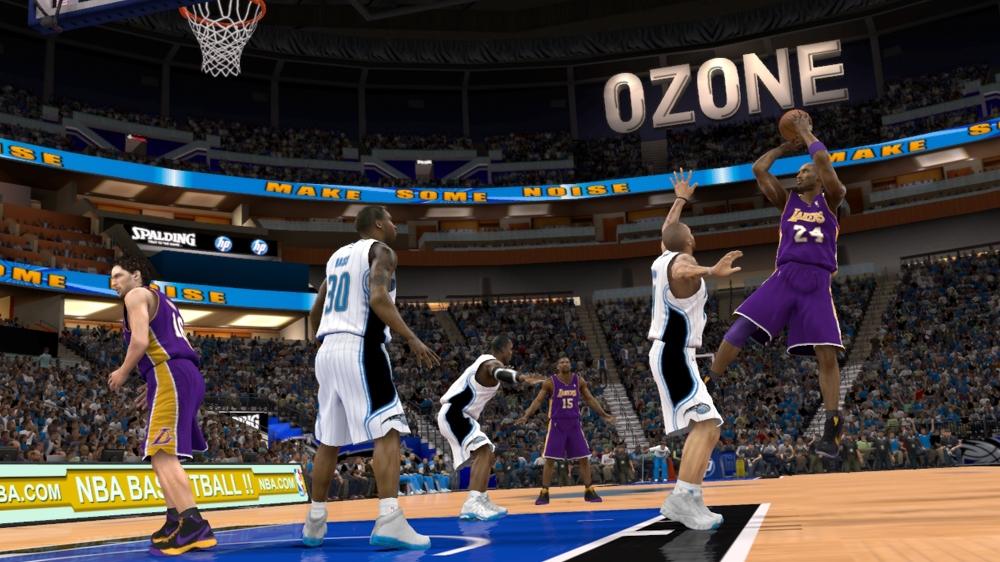 NBA 2K12, NBA, NBA 2K12 Review, Sports, Team-Based, Basketball, Simulation, 2K Sports, Visual Concepts, Virtuos, Xbox, Xbox 360, PC, Wii, Game, Review,
