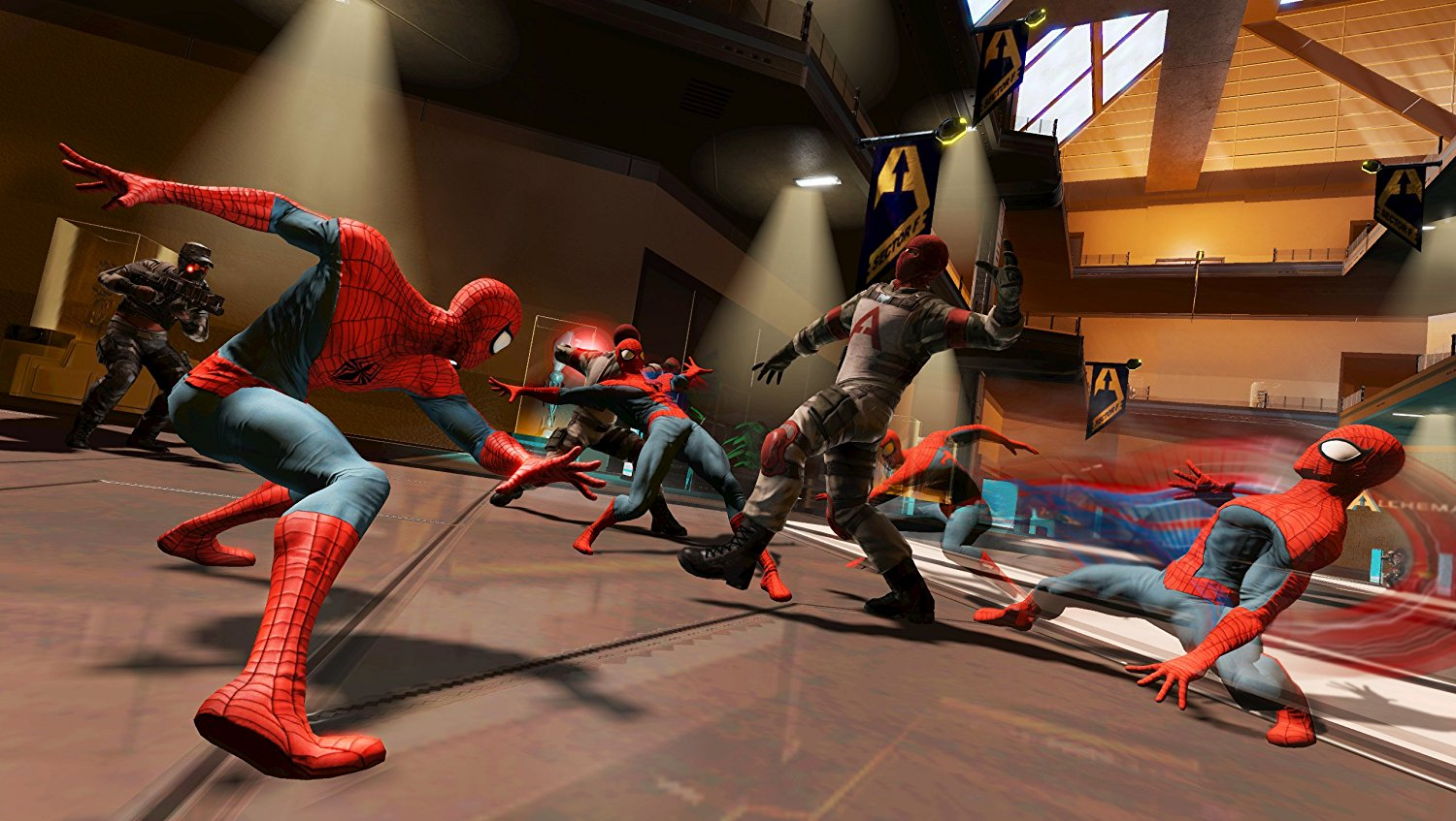Spider-Man, Edge of Time, Spider-Man: Edge of Time, Spider-Man: Edge of Time Review, Xbox, Xbox 360, PS3, Wii, 3DS, Game, Review, Reviews,