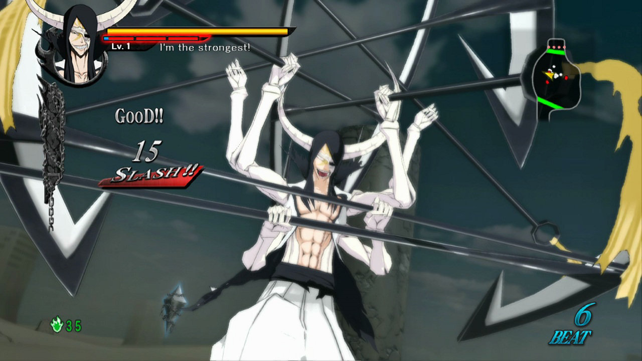 Bleach: Soul, Bleach: Soul Resurreccion, Bleach: Soul Resurreccion Review, PS3, Playstation 3, Action, 3D, Beat-'Em-Up, Video Game, Game, Review, Reviews,
