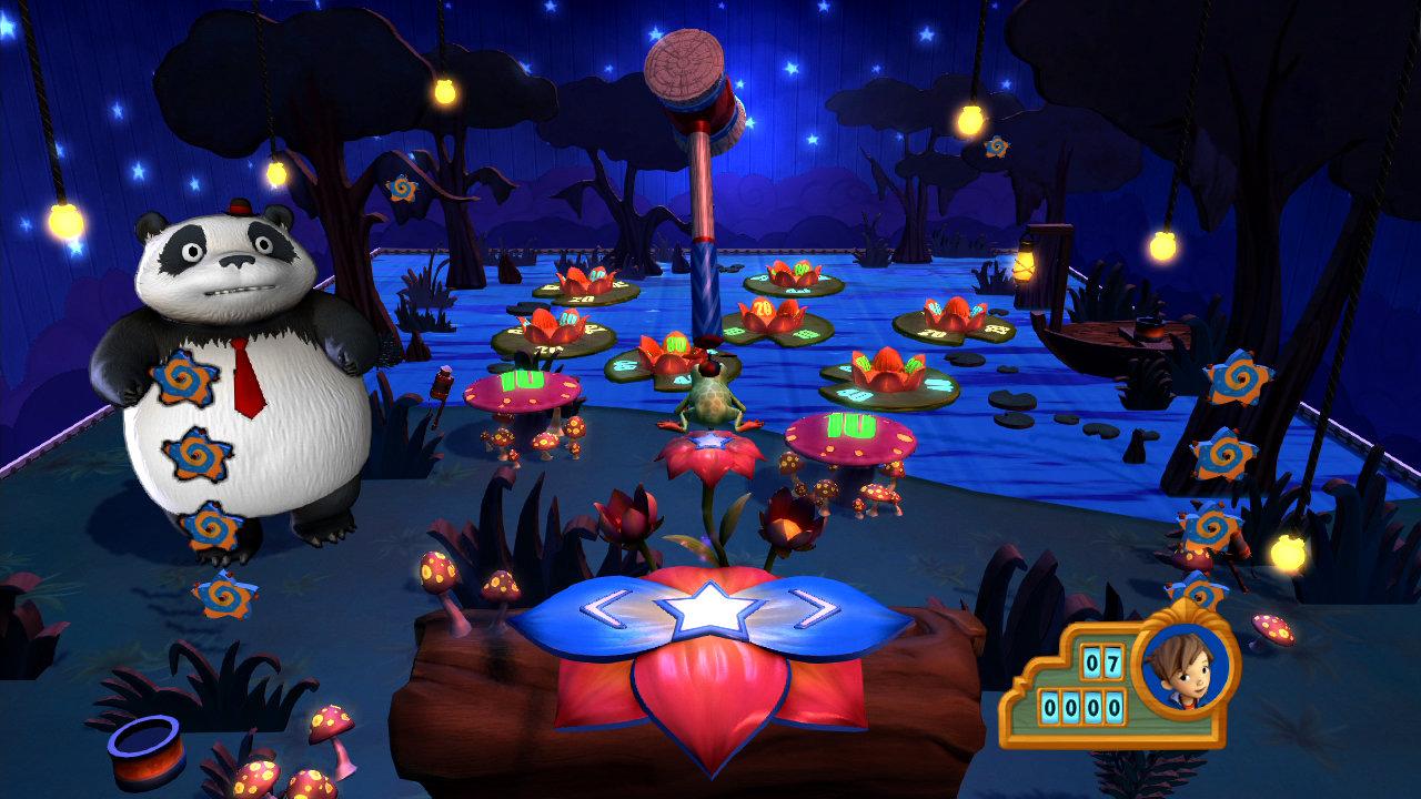 Carnival Island, Carnival Island, Carnival, PS3, Playstation 3, PSV, PS Vita, Vita, Video Game, Game, Review, Reviews,