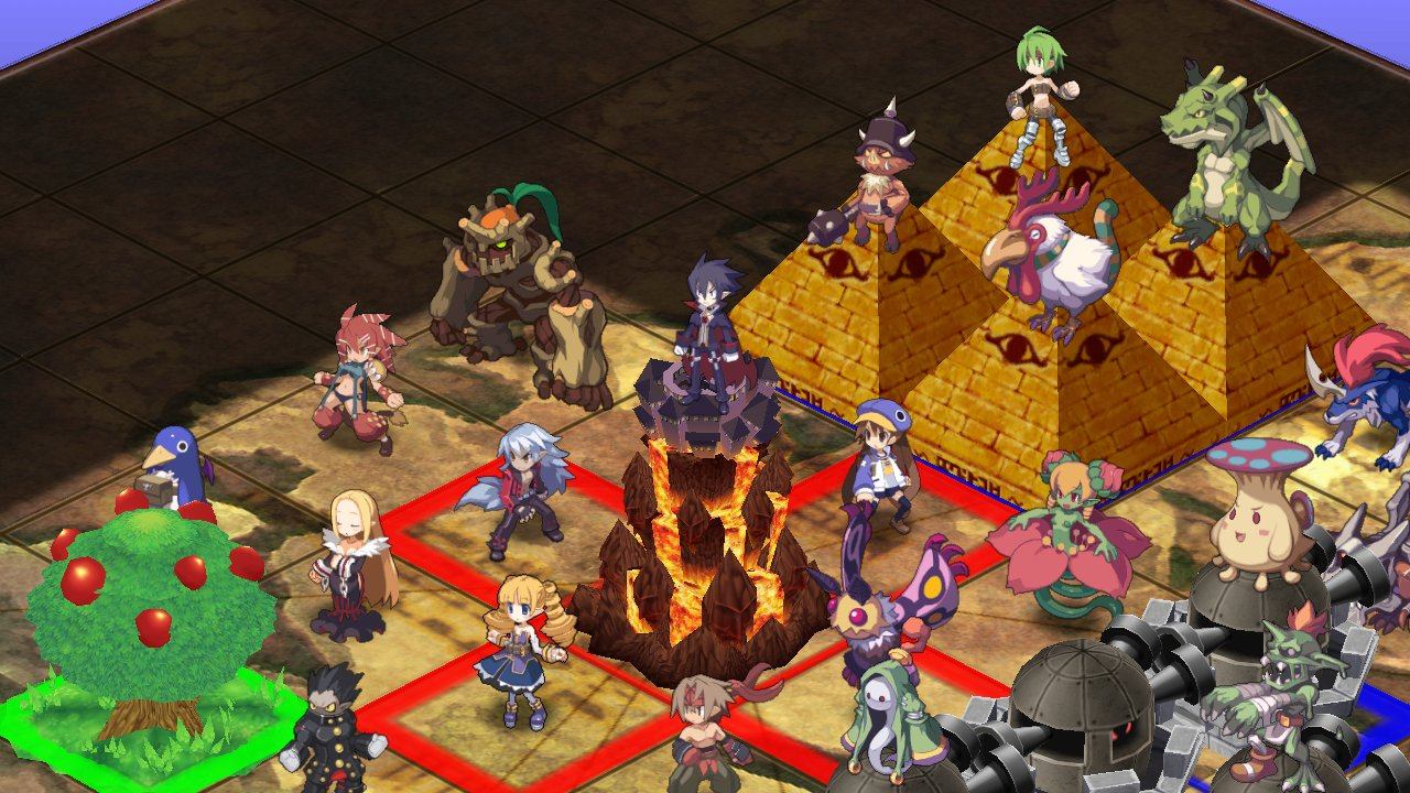 Disgaea 4, A Promise Unforgotten, Disgaea 4: A Promise Unforgotten Review, PS3, Playstation 3, PSV, PS Vita, Vita, Video Game, Game, Review, Reviews,