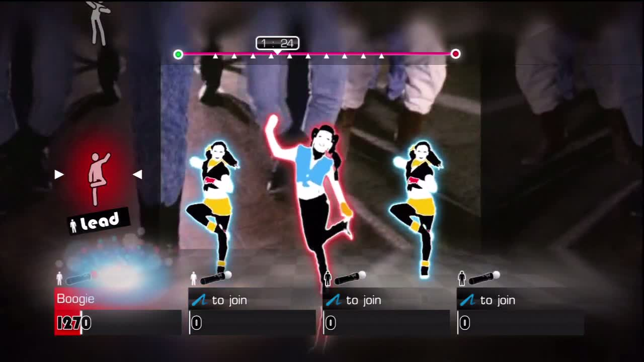 Get Up And Dance, Get Up And Dance Review, Dance, Music, Rhythm, Nintendo, Wii, PS3, Review,