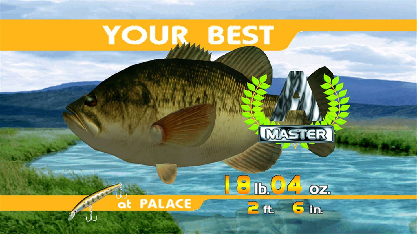 Sega Bass Fishing, Sega, Bass Fishing, Sega Bass Fishing Review, SEGA, Fishing, Sports, Hunting, Game, Xbox, Xbox 360, X360, PS3, Playstation 3, PC, Review, Review,
