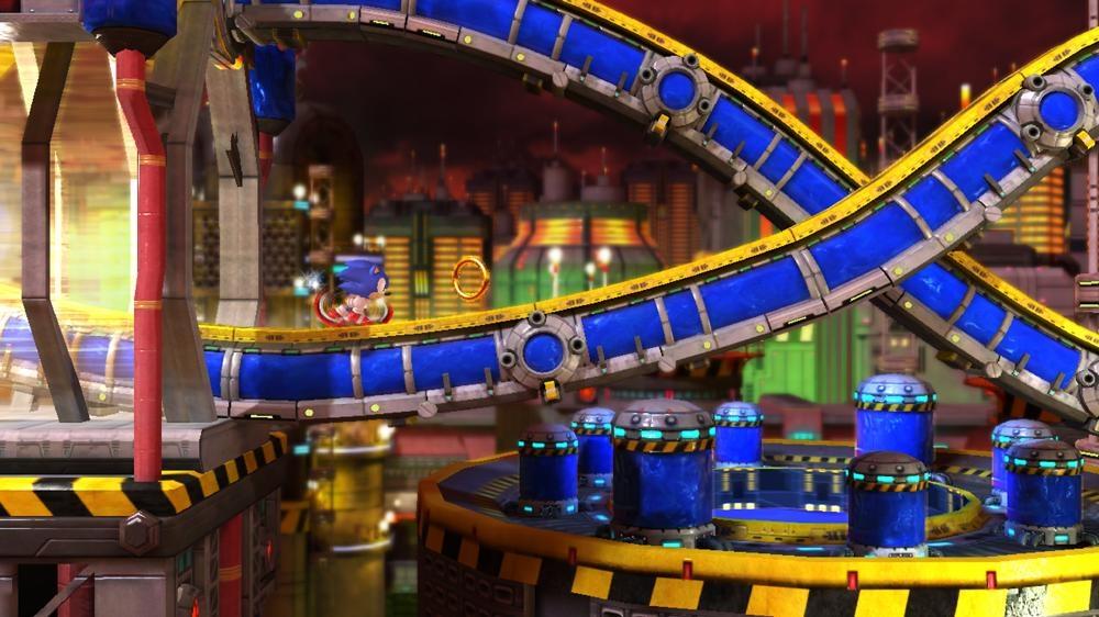 Sonic Generations, Sonic, Sonic Generations Review, SEGA, Xbox 360, PS3, PC, Action, Platformer, Review, Dimps Corporation, Sega, Sonic Team,