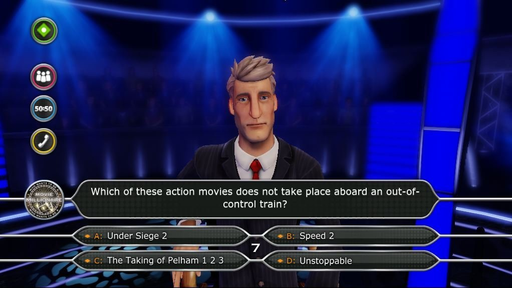 Movie Millionaire, Who Wants To Be A Movie Millionaire? Review, Who Wants To Be A Movie Millionaire, Review, X360, Xbox360, Xbox, Trivia, Game, Review, Reviews,