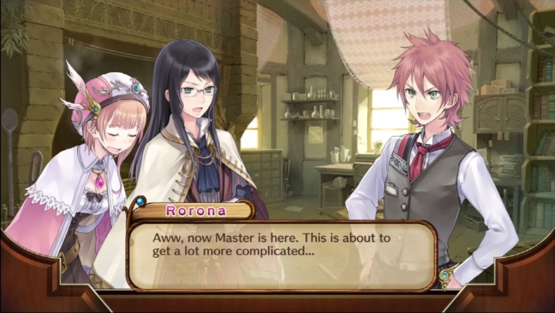 Atelier Rorona, Alchemist of Arland, Atelier Rorona: The Alchemist of Arland Review, PS Vita, PS3, RPG, Video Game, Game, Review, Reviews,