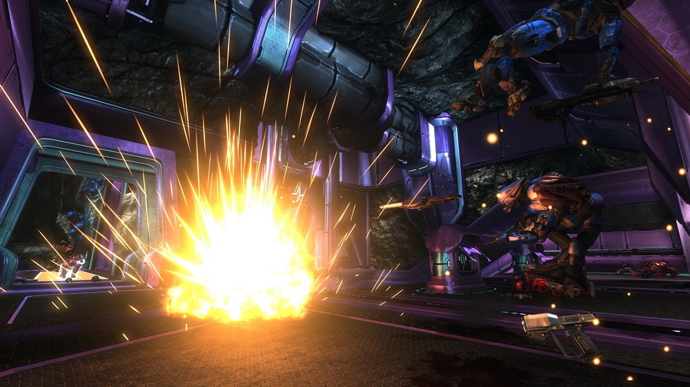 Halo Combat Evolved, Anniversary, Microsoft, X360, Xbox 360, Xbox, Video Game, Game, Review, Reviews, Screenshot 1