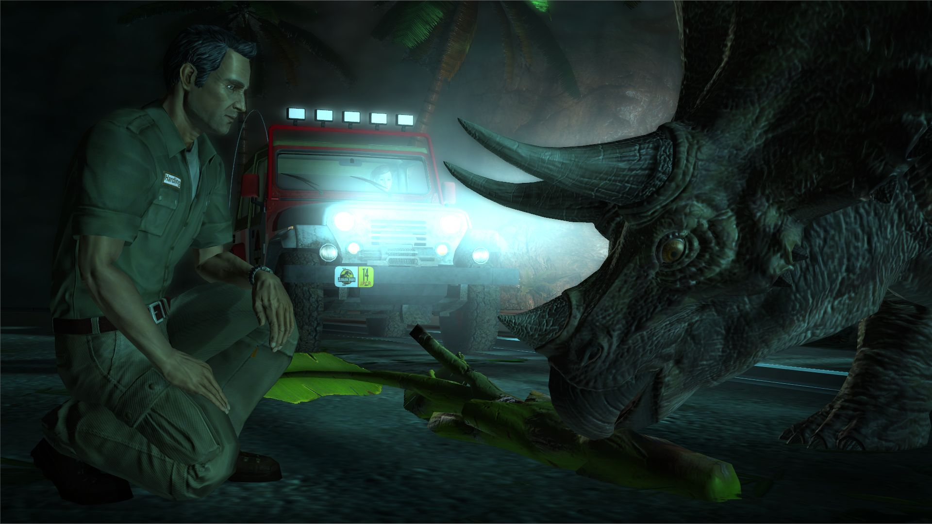 Jurassic Park, PS3, Xbox 360, X360, Xbox, PC, Video Game, Game, Review, Reviews, Screenshot