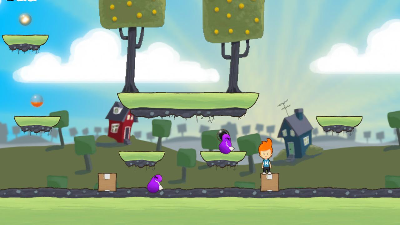 Max and the Magic Marker, Max and the Magic Marker Review, DS, 3DS, Wii, PC, Indie, Puzzle, Platformer, Video Game, Game, Review, Reviews,