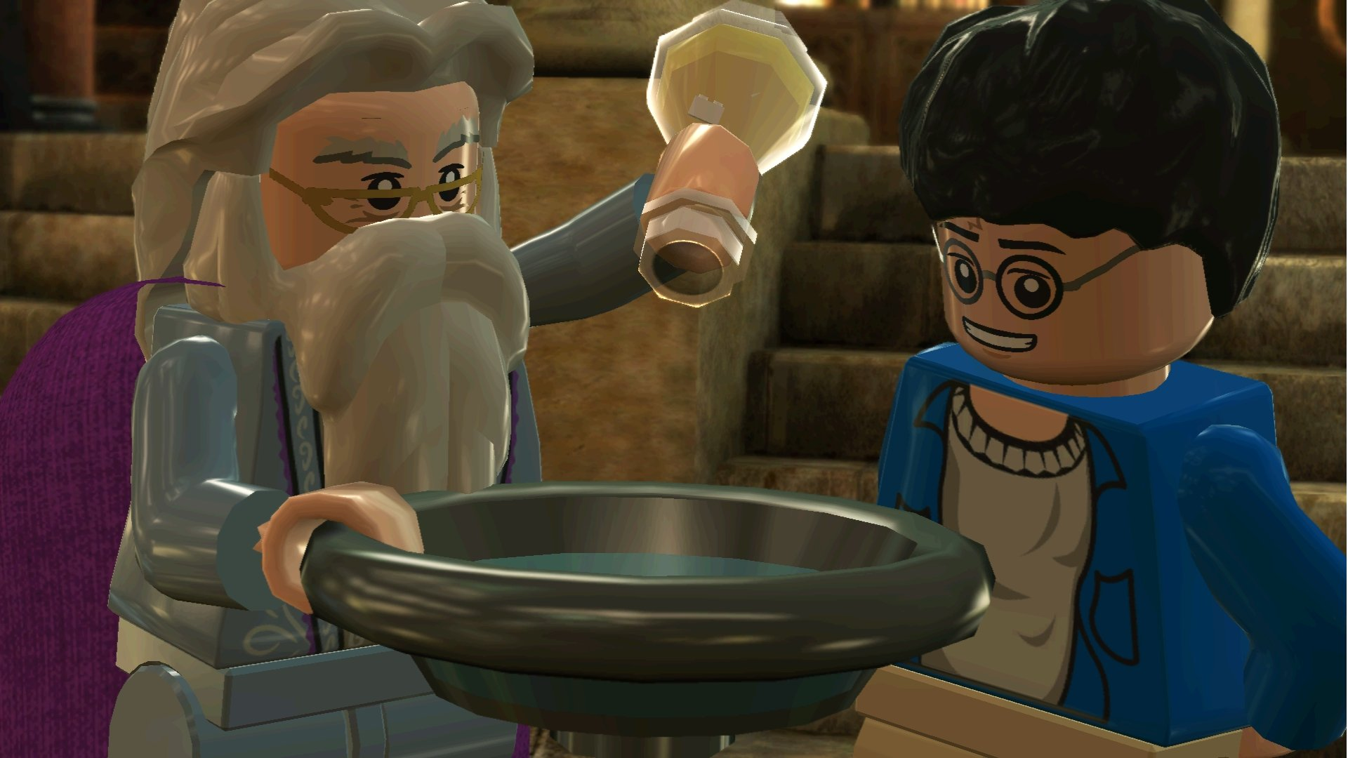 Lego Harry Potter: Years 5-7, Lego, Harry Potter, Years 5-7, Xbox 360, PS3, PS Vita, 3DS, Wii, PC, Video Game, Game, Review, Reviews, Screenshot