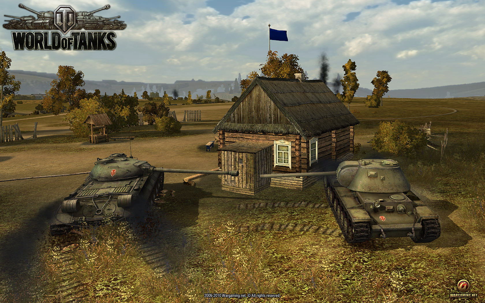 World Of Tanks, World Of Tanks Review, Xbox 360, X360, Xbox, Xbox One, PC, PS4, Video Game, Review, Screenshot