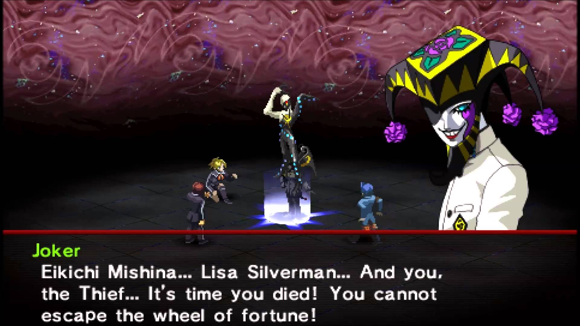 Persona 2: Innocent Sin Review Screenshot