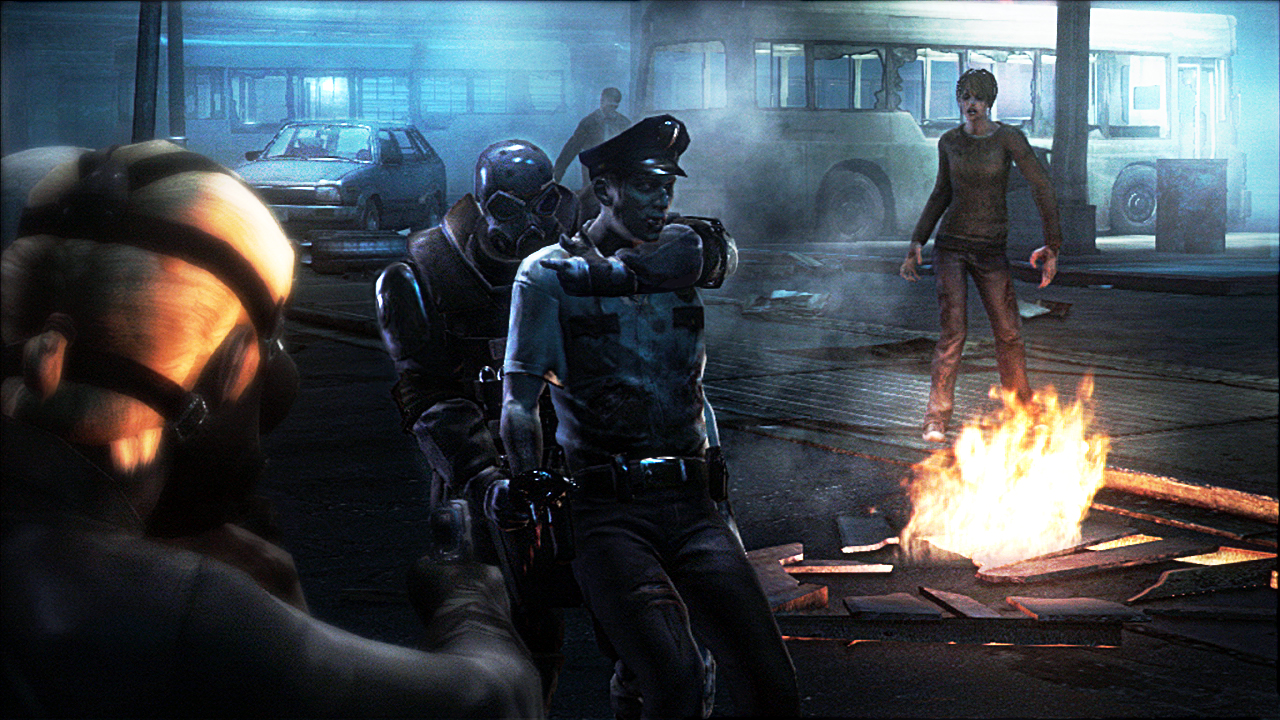 Resident Evil: Operation Raccoon City Review Screenshot