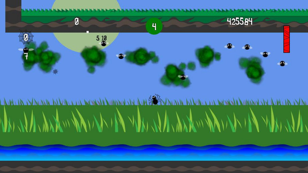 Flycatcher, Xbox 360, X360, Xbox 360 Review, XBLA, XBLIG, Video Game, Review, Reviews, Screenshot 1