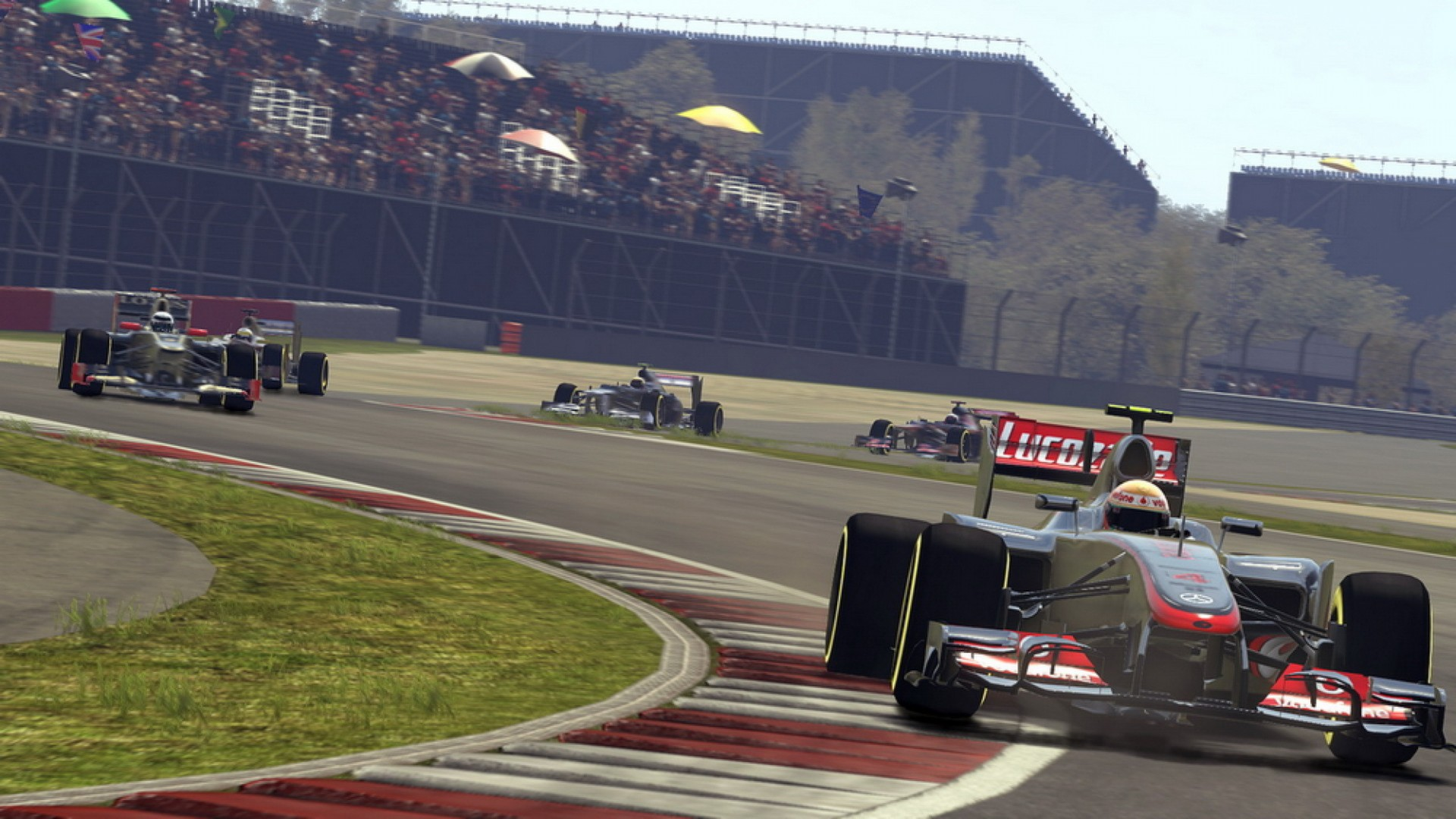 F1 2012 Review Screenshot 1