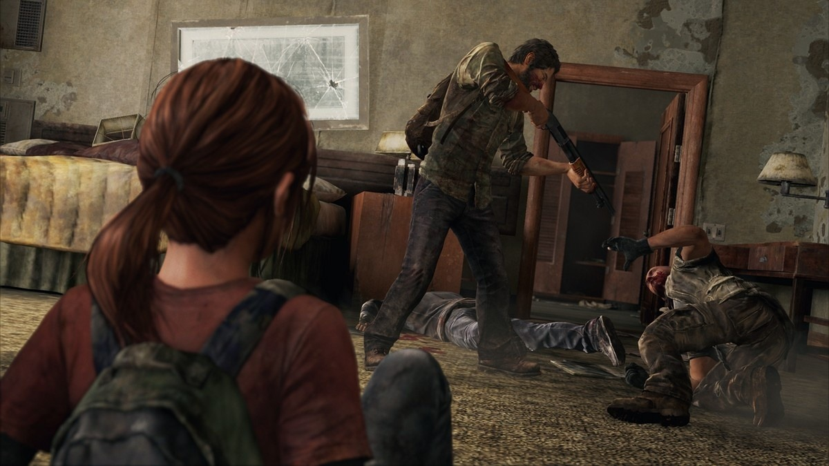 The Last Of Us PS3 Screenshot 1