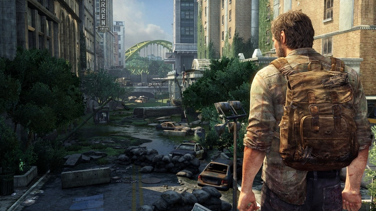 The Last Of Us PS3 Screenshot 2