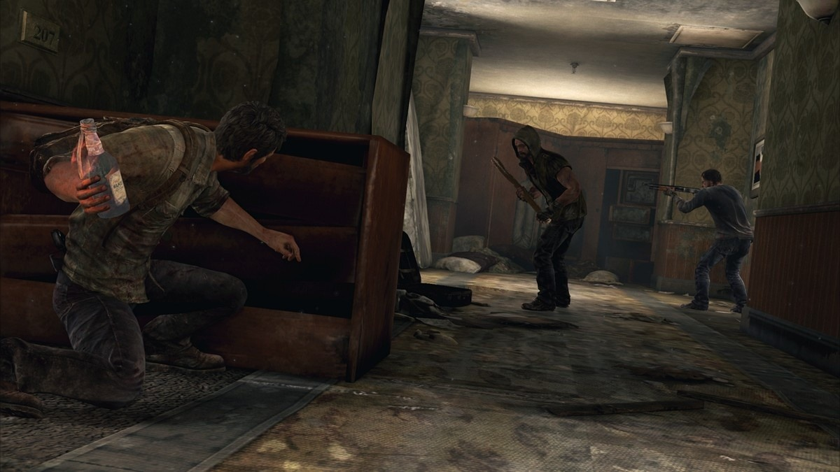 The Last Of Us PS3 Screenshot 3