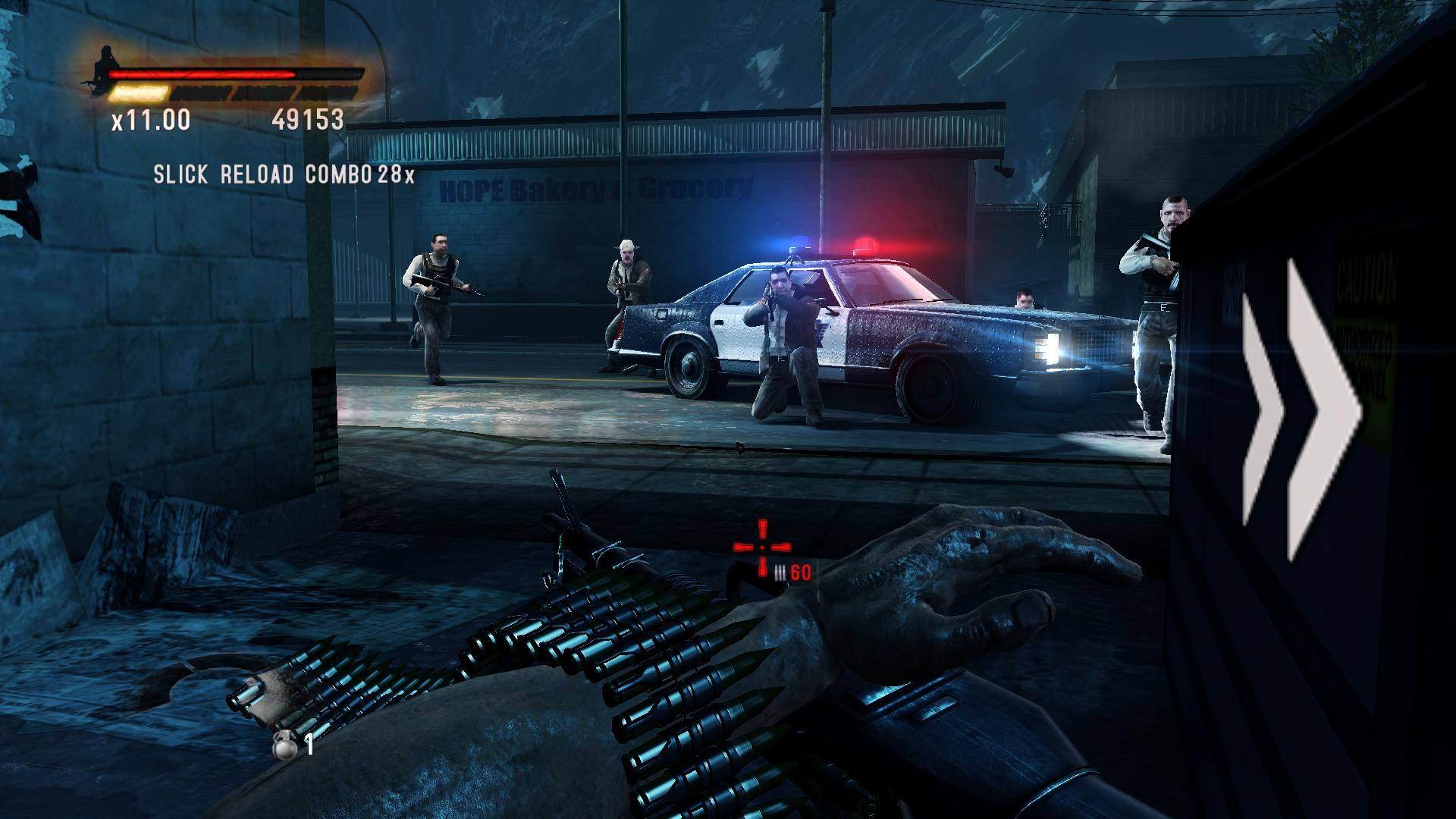 Rambo The Video Game Screenshot 2