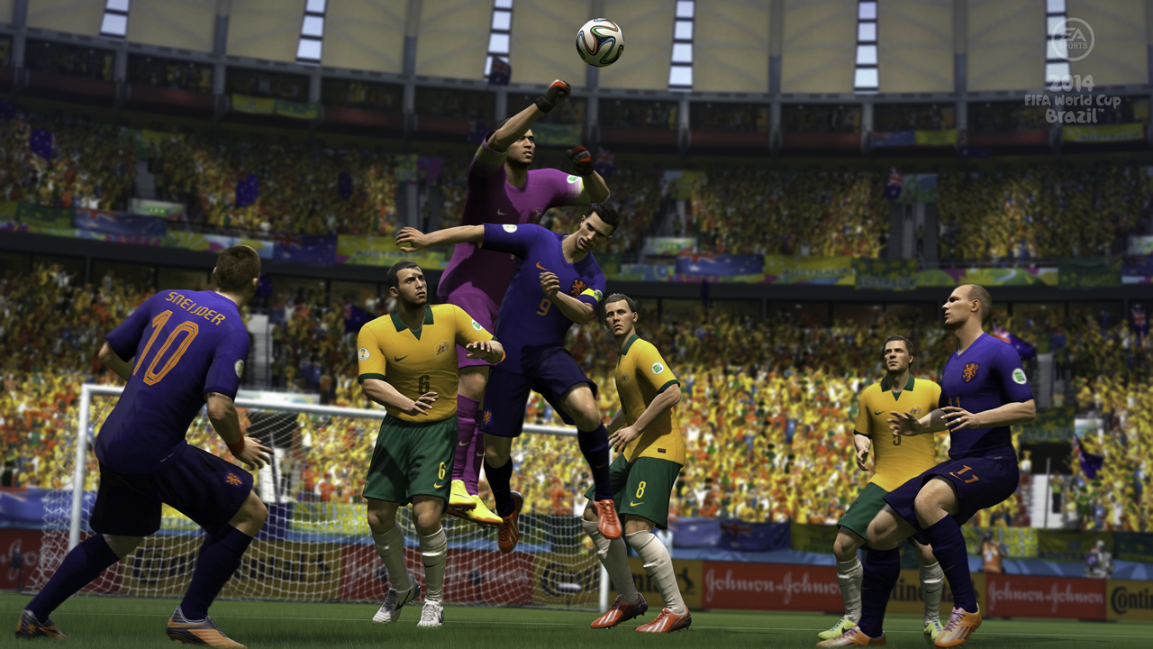 2014 FIFA WORLD CUP BRAZIL Screenshot 4
