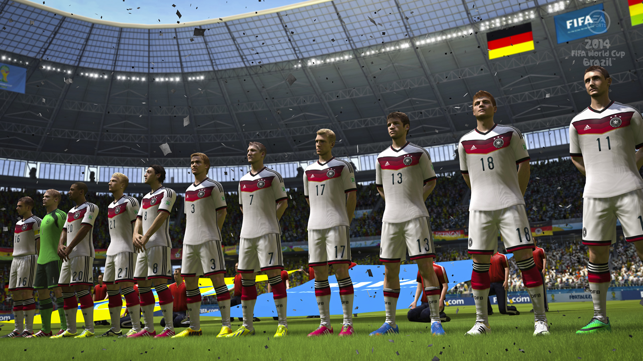 2014 FIFA World Cup Brazil Germany 2014 Winners