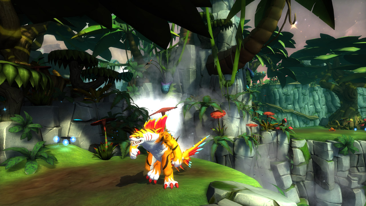 Invizimals The Lost Kingdom Screenshot 1