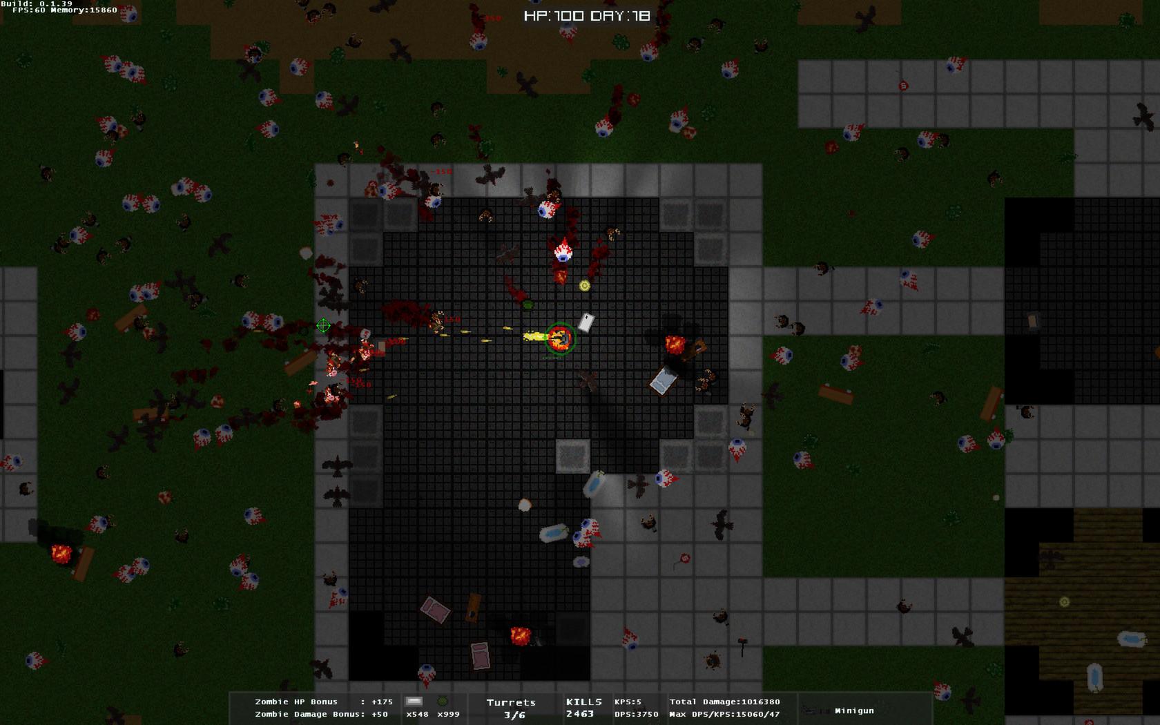 Over 9000 Zombies! Screenshot 2