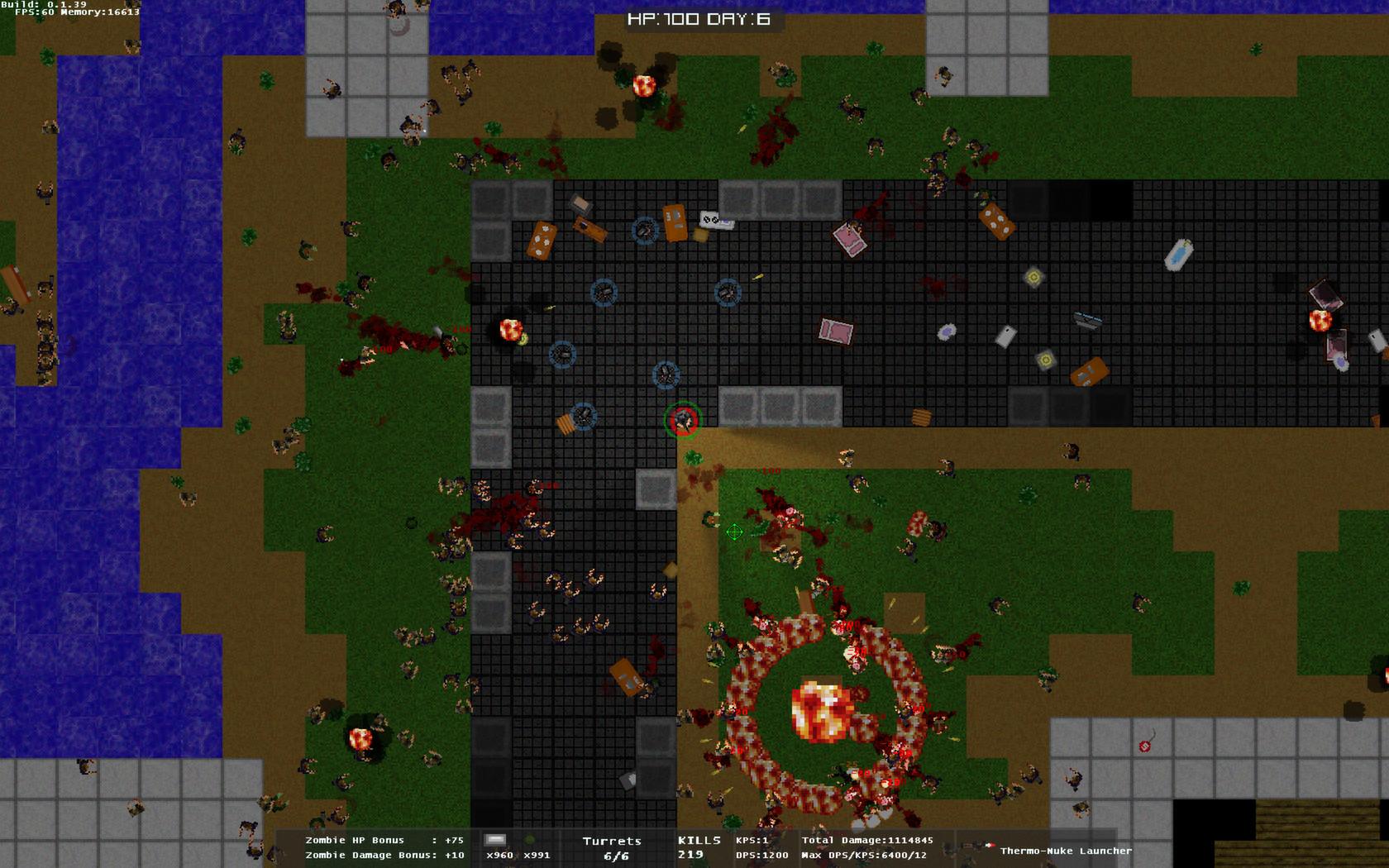 Over 9000 Zombies! Screenshot 3