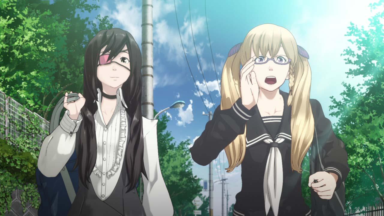 Short Peace Ranko Tsukigime's Longest Day Screenshot 1
