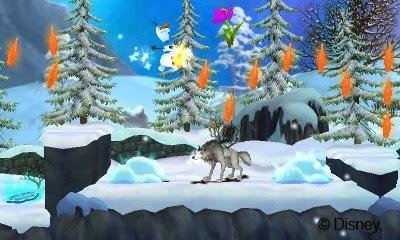 Disney's Frozen Olaf's Quest Screen 4