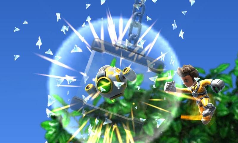 Jett Rocket II The Wrath of Taikai Screen 2