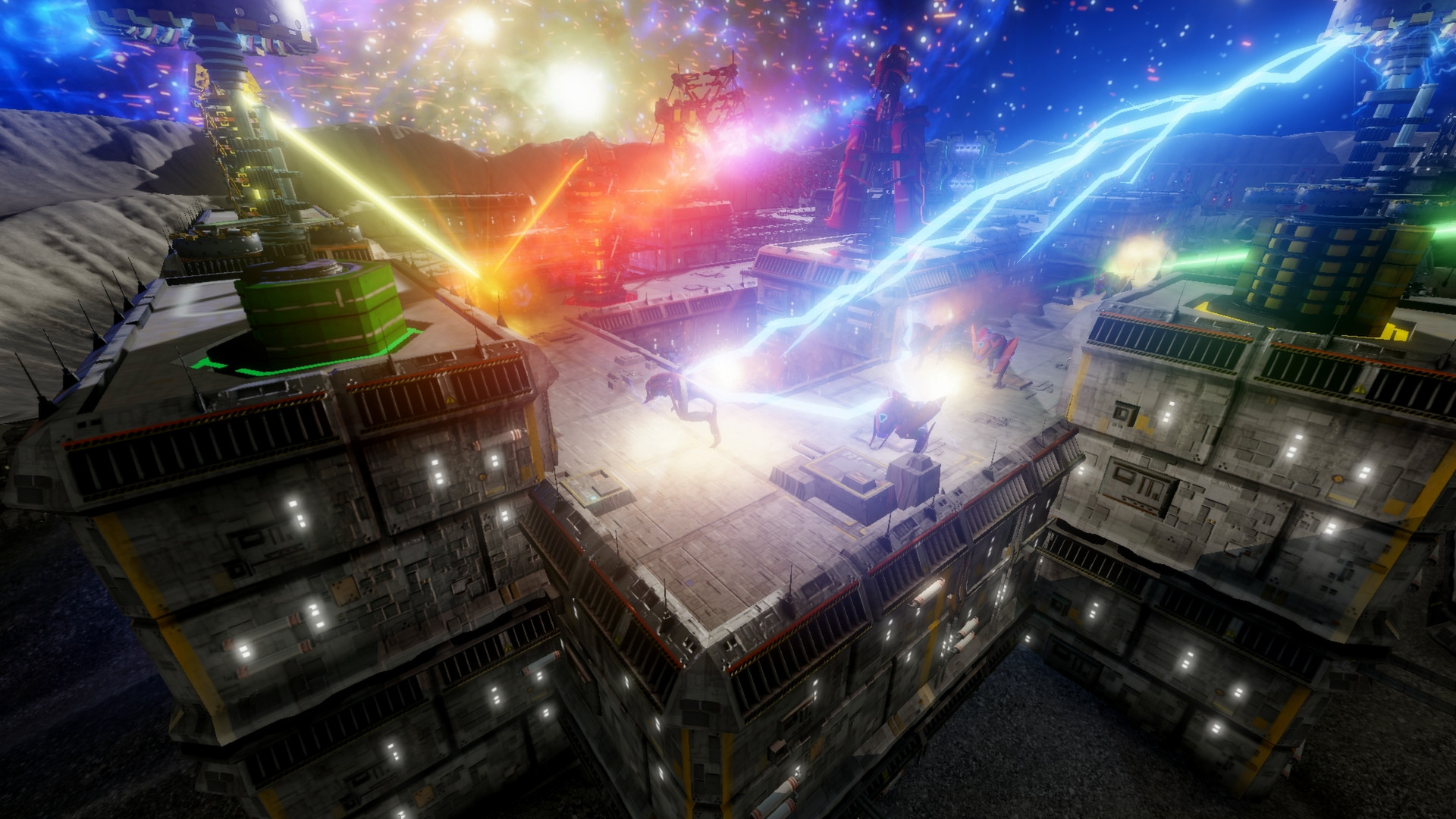 Defense Grid 2 Review Screen 2