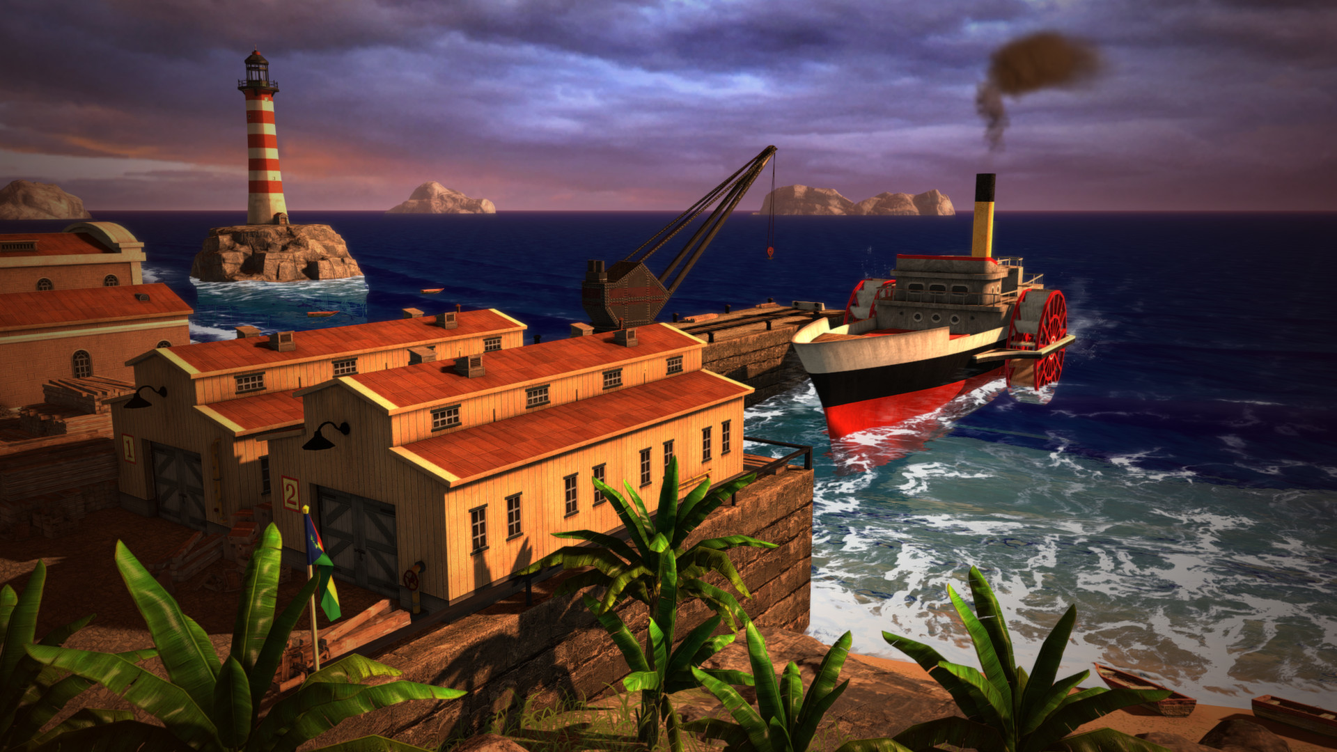Tropico 5 Review Screenshot 1