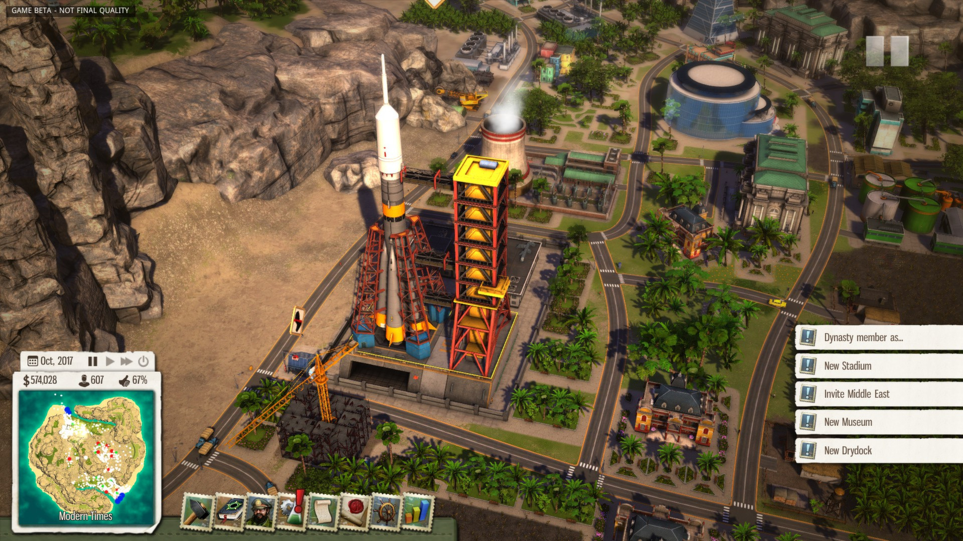 Tropico 5 Review Screenshot 2