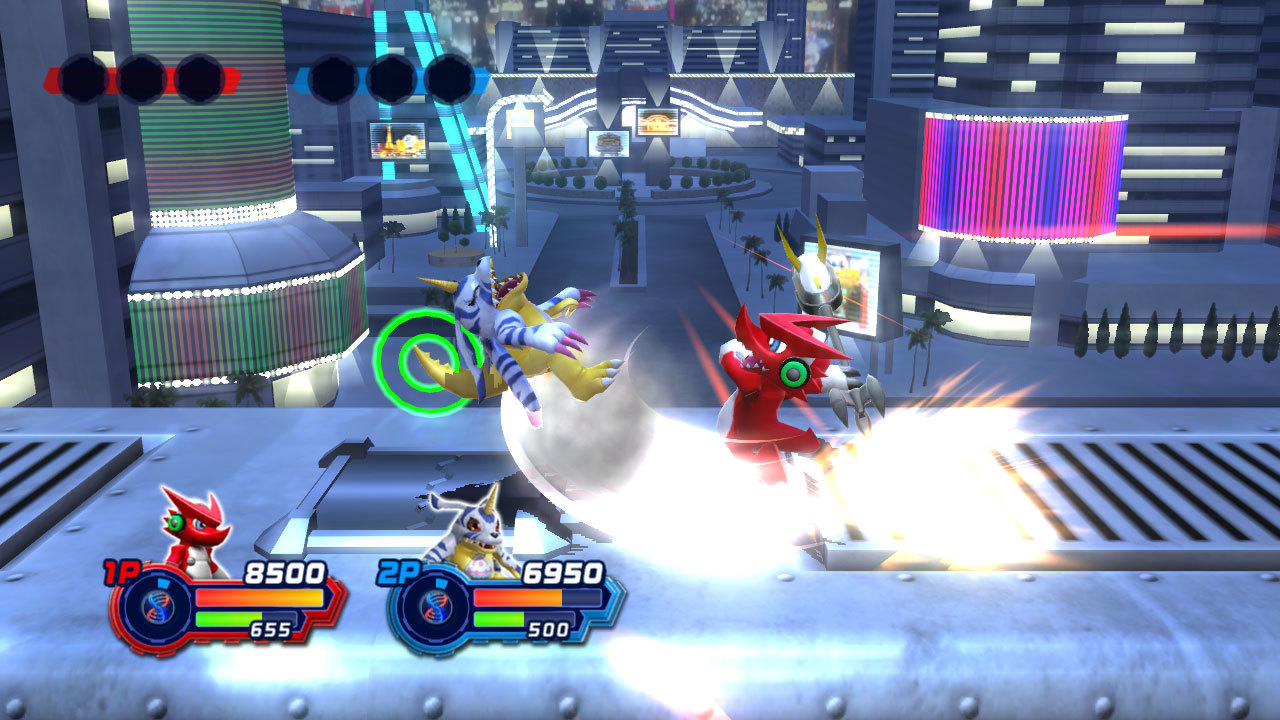 Digimon All Star Rumble Review Screenshot 1