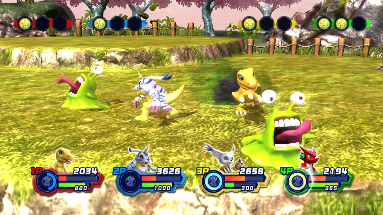 Digimon All Star Rumble Review Screenshot 2