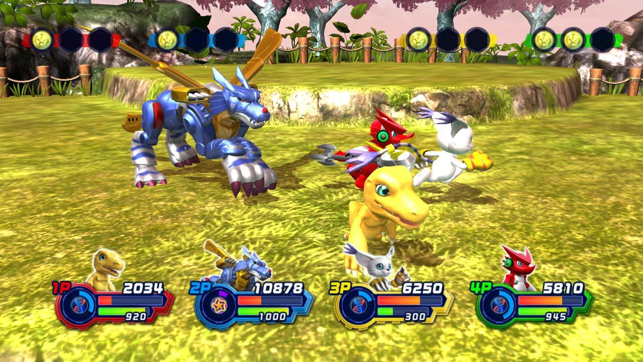 Digimon All Star Rumble Review Screenshot 3