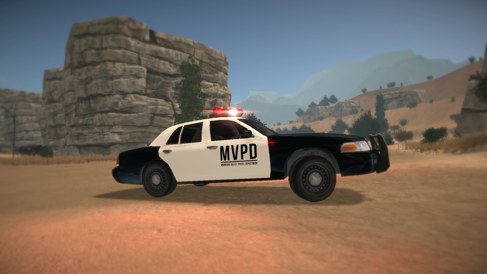Enforcer Police Crime Action Review Screenshot 1