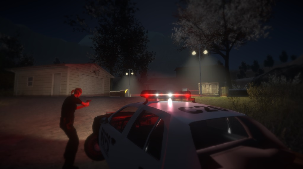 Enforcer Police Crime Action Review Screenshot 2