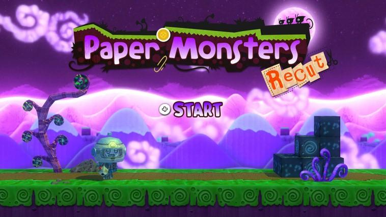 Paper Monster Recut Review Screenshot 1
