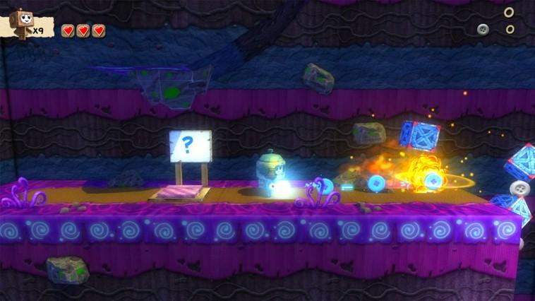 Paper Monster Recut Review Screenshot 3