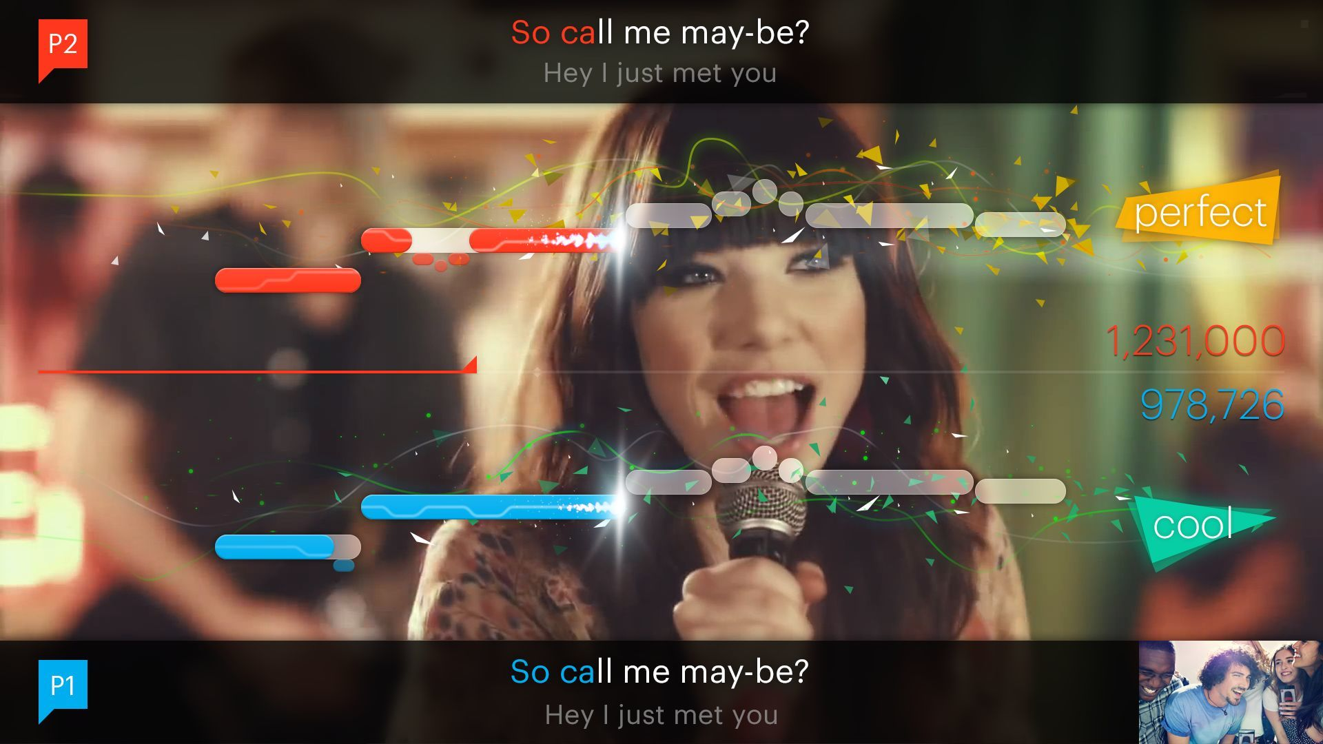 Singstar Ultimate Party Review Screenshot 1