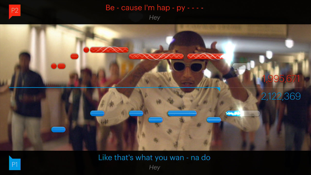 Singstar Ultimate Party Review Screenshot 2