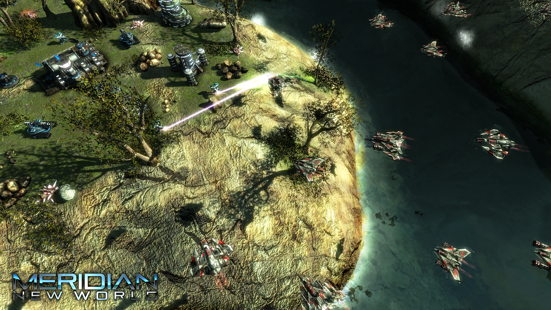 Meridian: New World Review