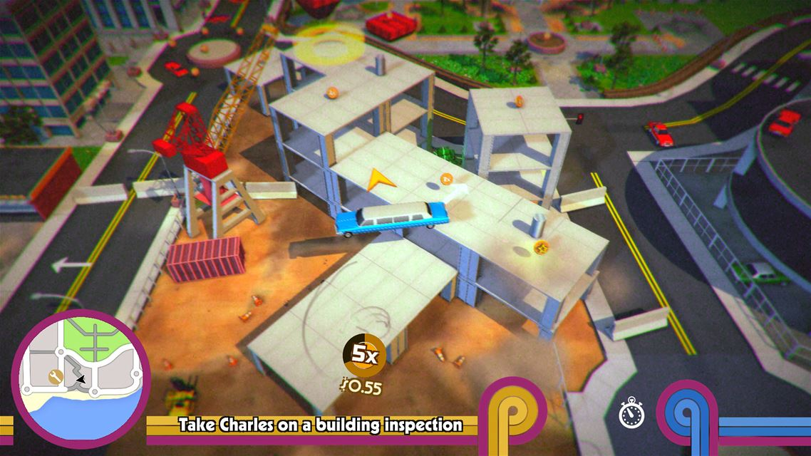 Roundabout Review Screen 3