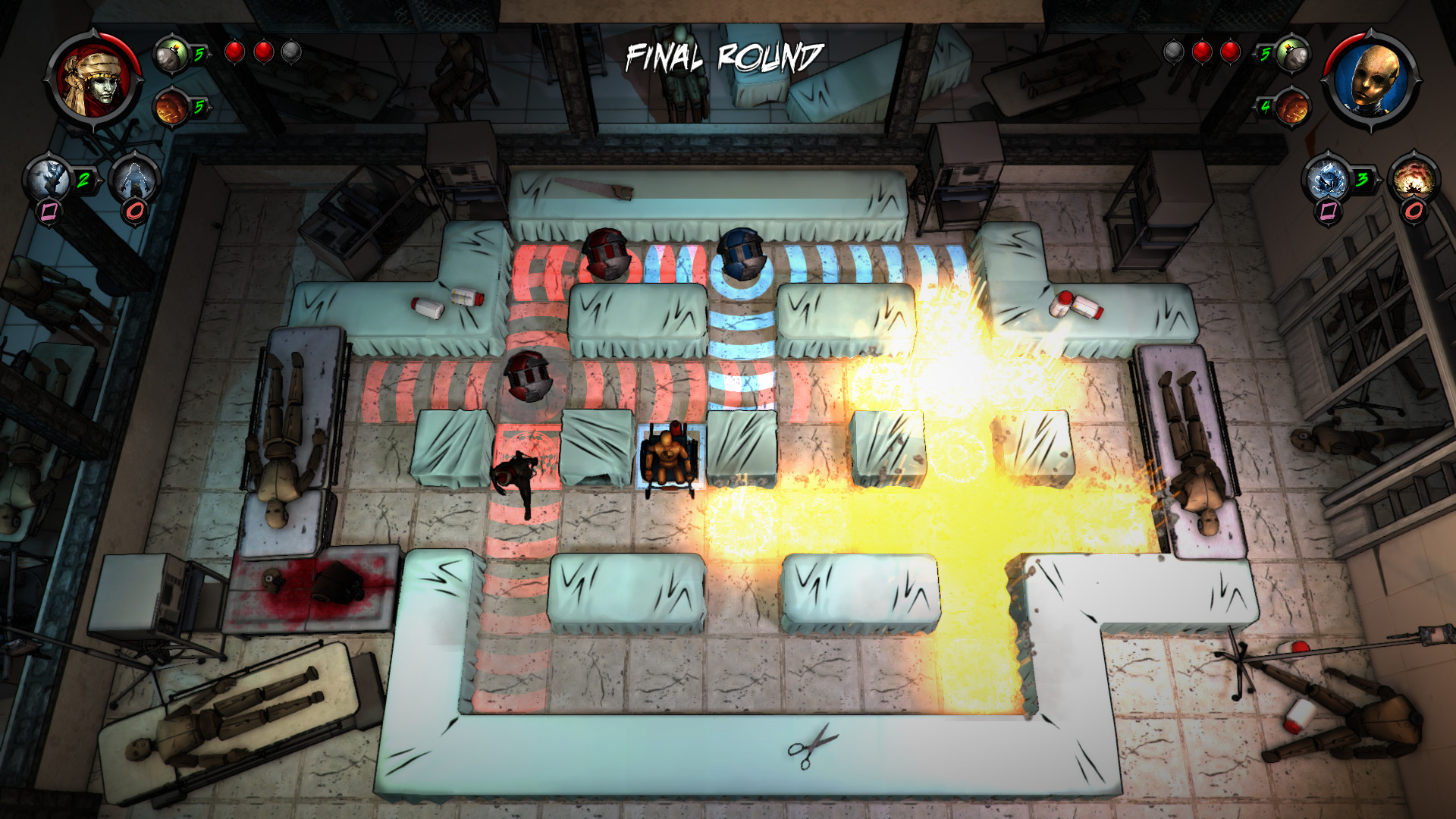 BRAWL PS4 Screenshot 1