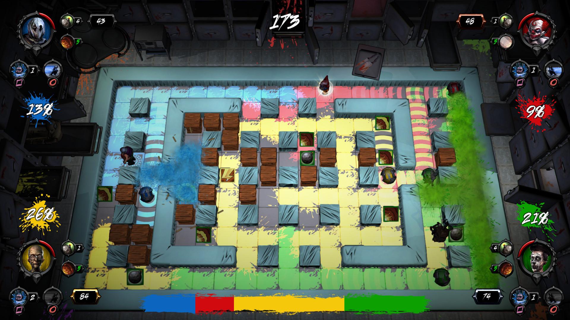 BRAWL PS4 Screenshot 3