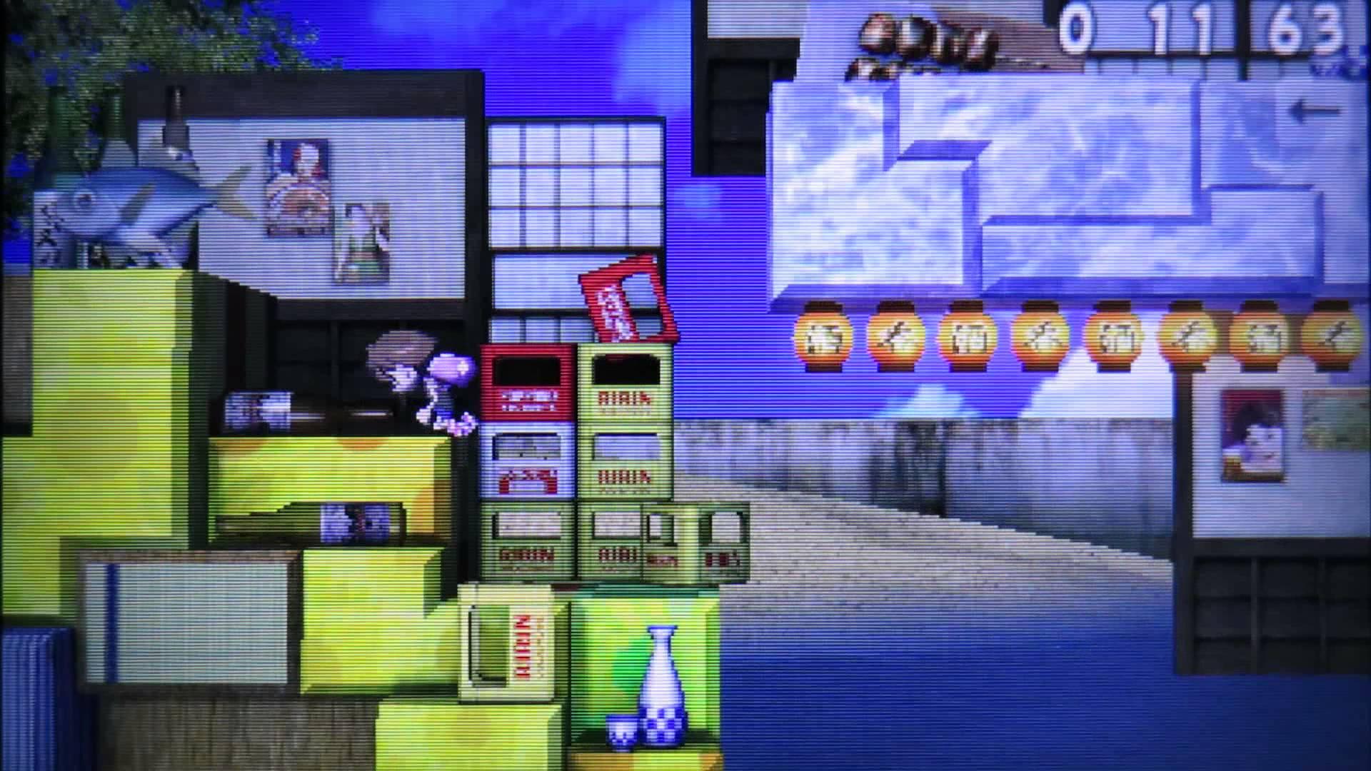 Sayonara UmiharaKawase + Review Screen 2